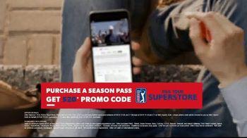 NBC Sports Gold TV Spot, 'PGA Tour Live: Season Pass' - Thumbnail 7