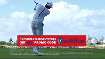 NBC Sports Gold TV Spot, 'PGA Tour Live: Season Pass'