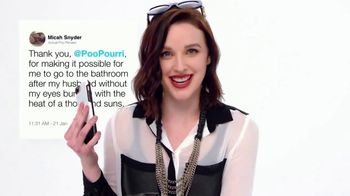 Poo~Pourri TV Spot, 'Beautiful Meadow' - Thumbnail 4