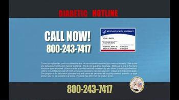 Diabetic Hotline TV Spot, 'Glucose Monitors' - Thumbnail 9