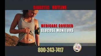 Diabetic Hotline TV Spot, 'Glucose Monitors'