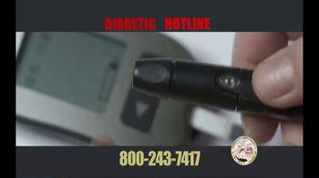 Diabetic Hotline TV Spot, 'Glucose Monitors' - Thumbnail 2