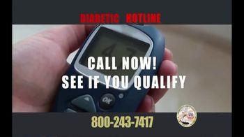 Diabetic Hotline TV Spot, 'Glucose Monitors' - Thumbnail 4