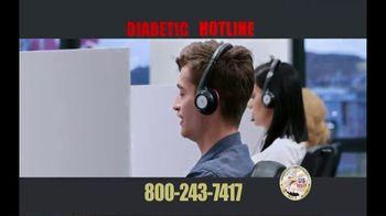 Diabetic Hotline TV Spot, 'Glucose Monitors' - Thumbnail 7