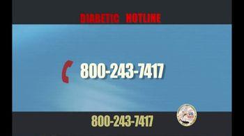 Diabetic Hotline TV Spot, 'Glucose Monitors' - Thumbnail 8