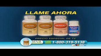 MVR Natural TV Spot, 'Problemas de la próstata' [Spanish] - Thumbnail 8