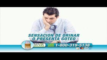 MVR Natural TV Spot, 'Problemas de la próstata' [Spanish] - Thumbnail 3