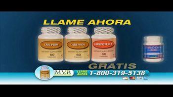MVR Natural TV Spot, 'Problemas de la próstata' [Spanish] - Thumbnail 5