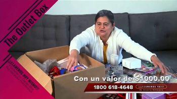 The Outlet Box TV Spot, 'Para los que buscan trabajo' [Spanish] - Thumbnail 6