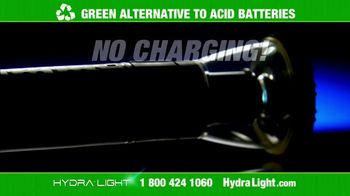 HydraLight TV Spot, 'Green Alternative' - Thumbnail 1
