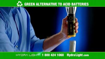 HydraLight TV Spot, 'Green Alternative' - Thumbnail 2