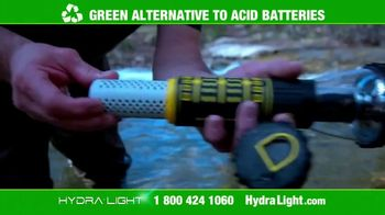 HydraLight TV Spot, 'Green Alternative' - Thumbnail 3