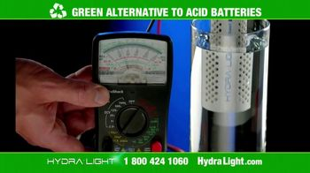 HydraLight TV Spot, 'Green Alternative' - Thumbnail 4