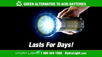 HydraLight TV Spot, 'Green Alternative'