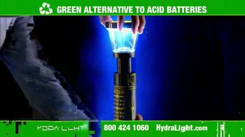 HydraLight TV Spot, 'Green Alternative' - Thumbnail 6