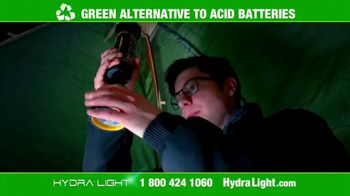 HydraLight TV Spot, 'Green Alternative' - Thumbnail 7