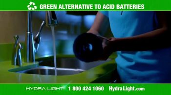 HydraLight TV Spot, 'Green Alternative' - Thumbnail 8