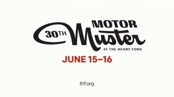 The Henry Ford 30th Motor Muster TV Spot, 'Father's Day' - Thumbnail 10