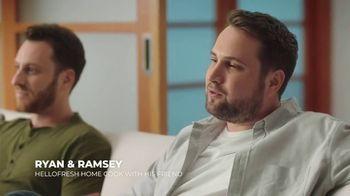 HelloFresh Memorial Day Flash Sale TV Spot, 'Ryan & Ramsey' - Thumbnail 2