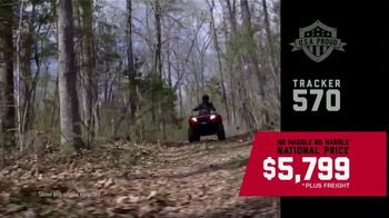 Tracker Off Road TV Spot, 'Built for the Love of Country: Tracker 570' - Thumbnail 9