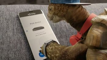 XFINITY App TV Spot, 'The Slowskys: Fax'