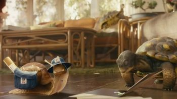 XFINITY App TV Spot, 'The Slowskys: Snail Mail'