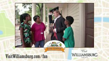 Visit Williamsburg TV Spot, 'Road Trip' - Thumbnail 1