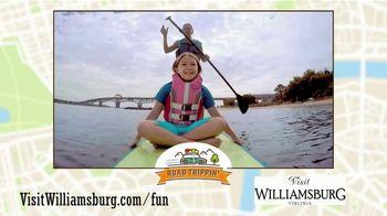Visit Williamsburg TV Spot, 'Road Trip' - Thumbnail 10