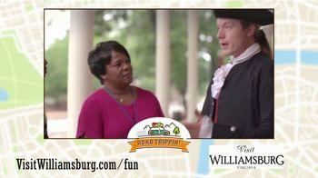 Visit Williamsburg TV Spot, 'Road Trip' - Thumbnail 2
