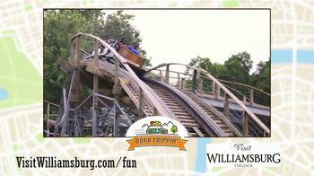 Visit Williamsburg TV Spot, 'Road Trip' - Thumbnail 3