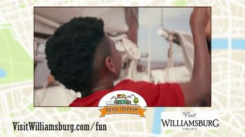 Visit Williamsburg TV Spot, 'Road Trip' - Thumbnail 4