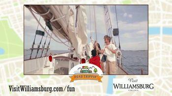 Visit Williamsburg TV Spot, 'Road Trip' - Thumbnail 5