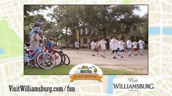 Visit Williamsburg TV Spot, 'Road Trip' - Thumbnail 6