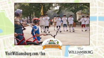 Visit Williamsburg TV Spot, 'Road Trip' - Thumbnail 7