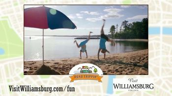 Visit Williamsburg TV Spot, 'Road Trip' - Thumbnail 8