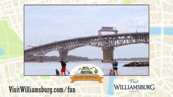 Visit Williamsburg TV Spot, 'Road Trip' - Thumbnail 9