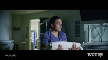 Western Governors University (WGU) TV Spot, 'Healthcare Professionals'