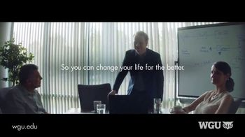 Western Governors University TV Spot, 'The Times They Are a Changing: IT'