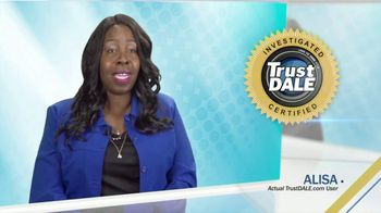 TrustDALE TV Spot, 'Alisa Referral'
