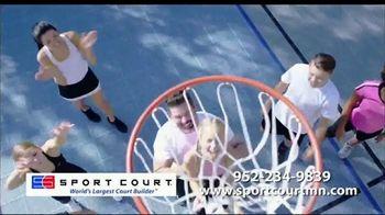 Sport Court TV Spot, 'Outdoors' - Thumbnail 8