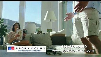 Sport Court TV Spot, 'Outdoors' - Thumbnail 1