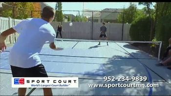 Sport Court TV Spot, 'Outdoors' - Thumbnail 5