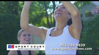 Sport Court TV Spot, 'Outdoors' - Thumbnail 6