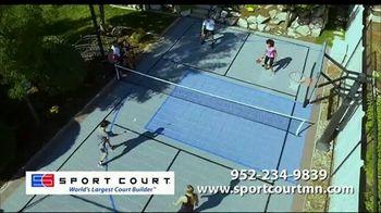 Sport Court TV Spot, 'Outdoors' - Thumbnail 7