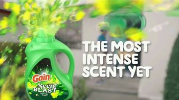 Gain Detergent Scent Blast TV Spot, 'The More the Better' - Thumbnail 9