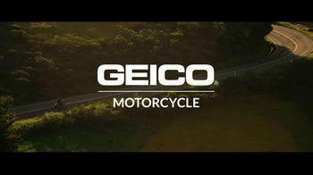 GEICO Motorcycle TV Spot, 'Drifter' Song by Whitesnake - Thumbnail 10