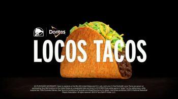 Taco Bell Steal a Game, Steal a Taco TV Spot, '2019 NBA Playoffs' - Thumbnail 7