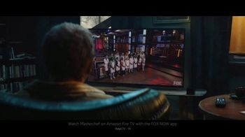 Amazon Fire TV TV Spot, 'Zombie: MasterChef' - Thumbnail 7