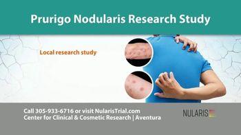 Nularis TV Spot, 'Prurigo Nodularis Research Study'
