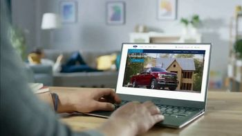 Ford Memorial Day Sales Event TV Spot, 'Homework: Trucks' Song by Danny Farrant [T2] - Thumbnail 1